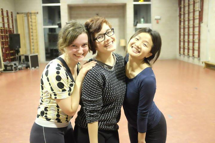 Chinese uitwisselingsstudente ontdekt K!dans