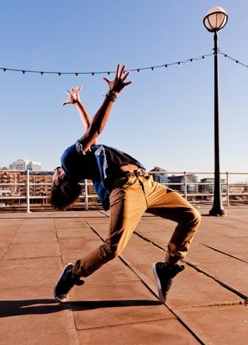 Tips om je freestyle te verbeteren k dans - Hoe de studio te verbeteren ...
