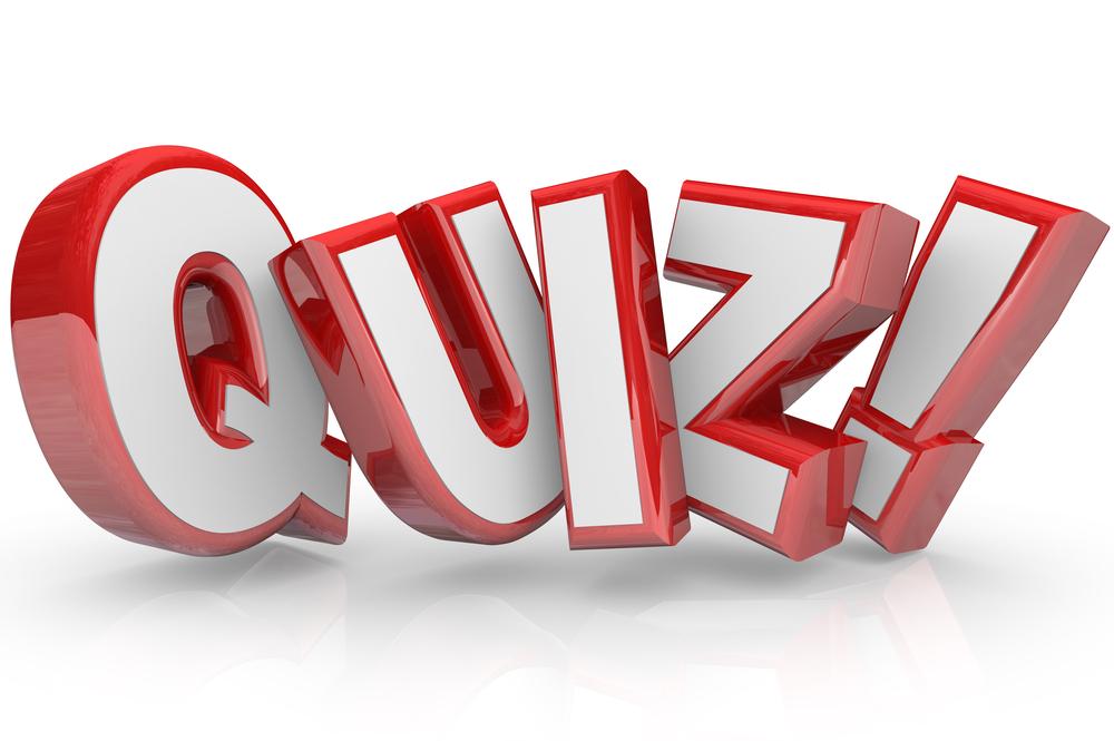 Doe mee met onze Quiz